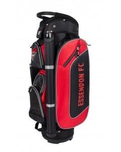 AFL Deluxe Cart Bag - Essendon