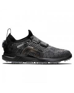 FootJoy Mens Hyperflex BOA Shoe - Black