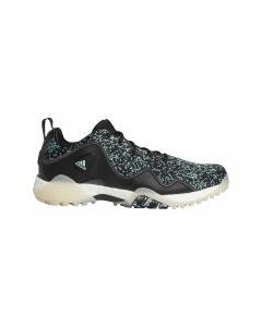 Adidas CODECHAOS 21 Golf Shoes - Black/Acid Mint/Grey
