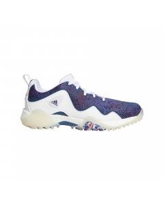 Adidas CODECHAOS 21 SE Women's Golf Shoes - White/Legend Marine/Scarlet