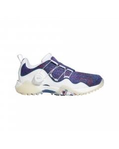 Adidas CODECHAOS 21 BOA SE Women's Golf Shoes - White/Legend Marine/Scarlet