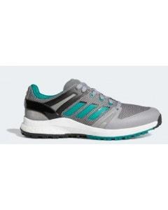 Adidas EQT Spikeless Golf Shoes - Grey/Green/Black