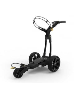 PowaKaddy FX3 with 18 Hole Lithium Battery with EBS - Black