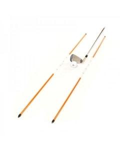 Golf Craft Pro Stix - Orange/White