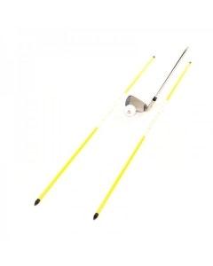 Golf Craft Pro Stix - Yellow/White