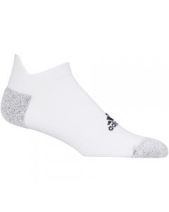 Adidas Men's Tour Ankle Sock - White/Black