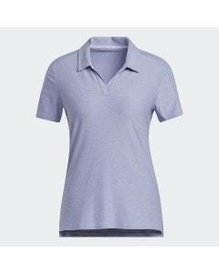 Adidas Women's Go-To Polo - Navy/Violet Tone