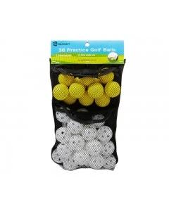 Golf Craft 36 Practice Golf Balls
