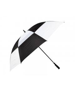 "Golf Craft 68"" Windbuster Umbrella - Black/White"
