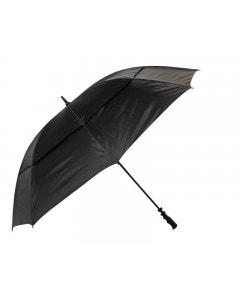 "Golf Craft 68"" Windbuster Umbrella - Black"