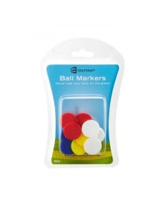 Golf Craft Ball Markers - 12 pack