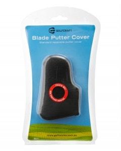 Golf Craft Blade Putter Cover