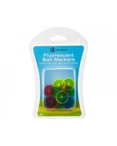 Golf Craft Fluorescent Ball Markers