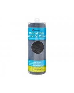 Golf Craft Microfibre Towel - Charcoal