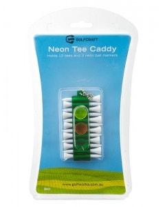 Golf Craft Neon Tee Caddy