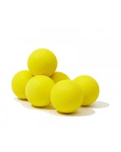 Golf Craft Practice Foam Balls - 6 Pack