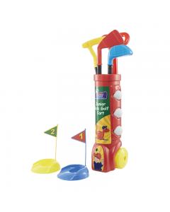 Golf Craft Junior Toy Set