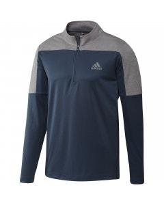 Adidas UPF Light Weight 1/4 Zip - Navy