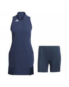 Adidas Women's Sport Sleeveless Dress - Navy