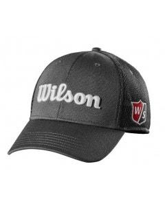 Wilson Staff Tour Mesh Cap - Grey