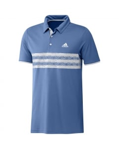 Adidas Core Polo - Focus Blue/White