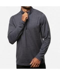 Travis Mathew Havasu Pullover - Vintage Indigo/Black
