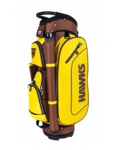 AFL Deluxe Cart Bag - Hawthorn
