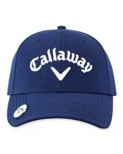 Callaway Stitch Magnet Cap - Navy