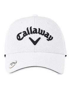 Callaway Stitch Magnet Cap - White