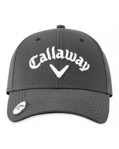 Callaway Stitch Magnet Cap - Charcoal