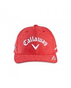 Callaway 2021 Performance Pro Cap - Red Heather