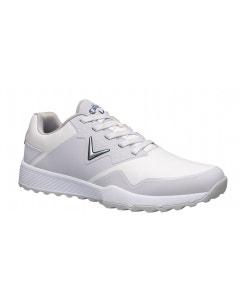 Callaway Chev Ace Golf Shoe - White/Vapour