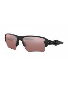 Oakley Flak 2.0 XL Matte Black with Prizm Dark Golf Lens