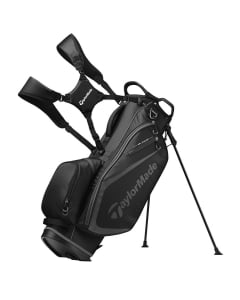 TaylorMade 2020 Select Stand Bag - Black/Charcoal