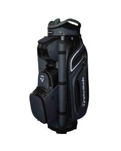 TaylorMade 2020 Premium Cart Bag - Grey/Black/White