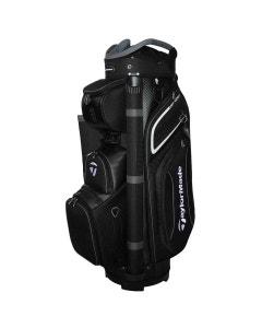TaylorMade 2020 Premium Cart Bag - Black/Grey/White