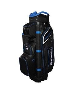 TaylorMade 2020 Premium Cart Bag - Black/Blue/White