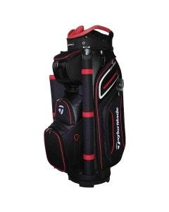TaylorMade 2020 Premium Cart Bag - Black/Red/White