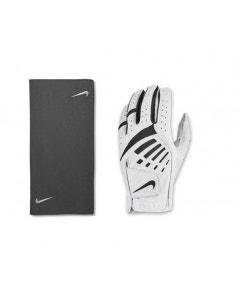 Nike Caddy Towel and Dura feel Ladies Glove