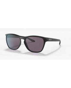 Oakley Manorburn & PRIZM Lens - Matte Black/Grey