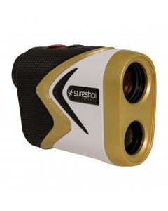Sureshot PINLOC 5000iPS Laser Rangerfinder - White