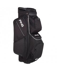 PING 191 Pioneer Cart Bag - Black