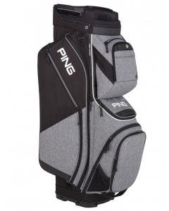 PING 191 Pioneer Cart Bag - Grey/Black