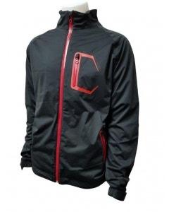 Supersport Rain Jacket 2.0 - Black/Red
