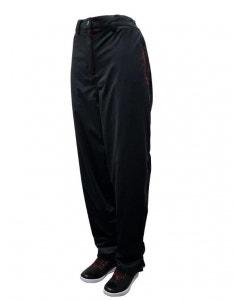 Supersport Rain Trouser 2.0 - Black/Red