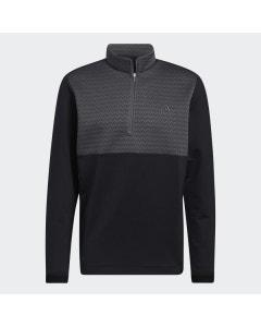 Adidas COLD.RDY 1/4 Zip Jacket - Black