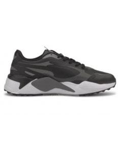 Puma Mens RS-G Shoe - Black/Quiet Shade/DK Shadow