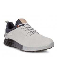 *Ecco S-Three Golf Shoes - White
