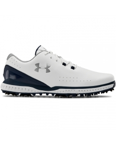 *Under Armour Medal RST Golf Shoes - White/Academy