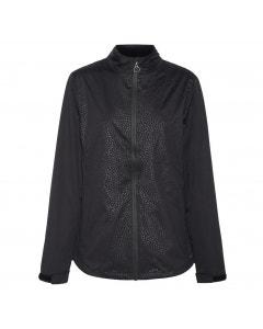 Sporte Leisure Womens Extreme Tec Emboss Jacket - Black